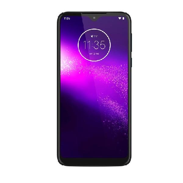 "Smartphone Motorola One Macro Azul Espacial 64GB 6.2"" Android 9.0 Pie XT2016-2"