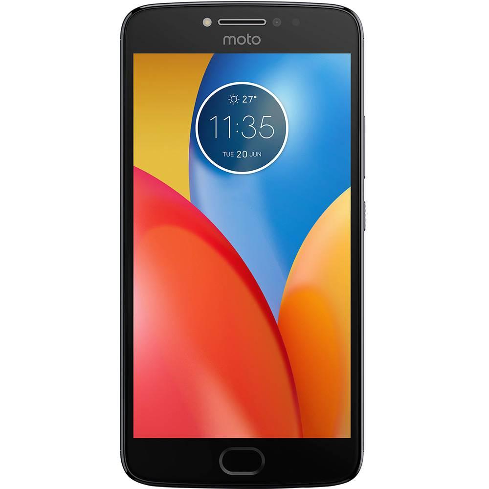336a405d0 Smartphone Motorola Moto E4 Plus Titanium 16GB 5.5