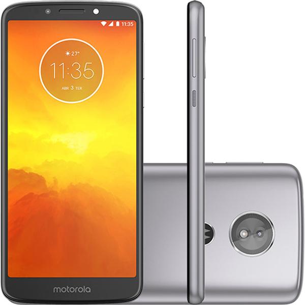 Smartphone Motorola Moto E5 Platinum 32GB
