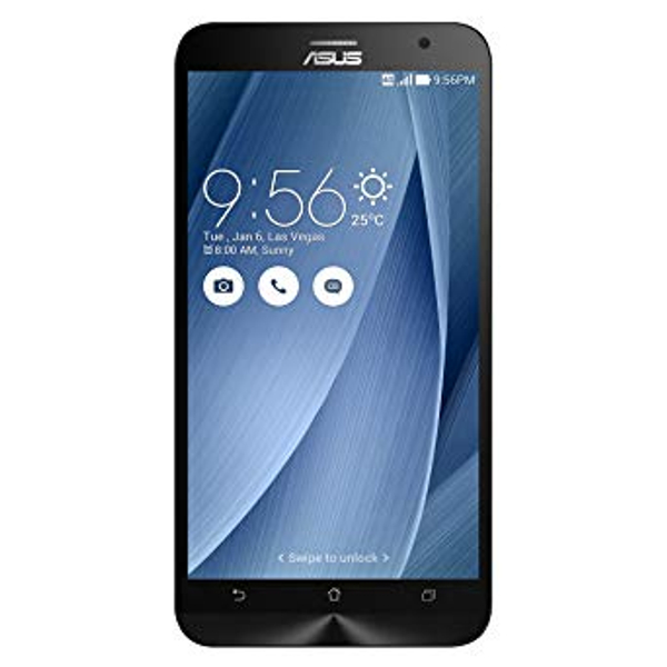 Smartphone Asus Zenfone 2 Laser Cinza 32GB Android 5.0.2 Lollipop ZE601KL