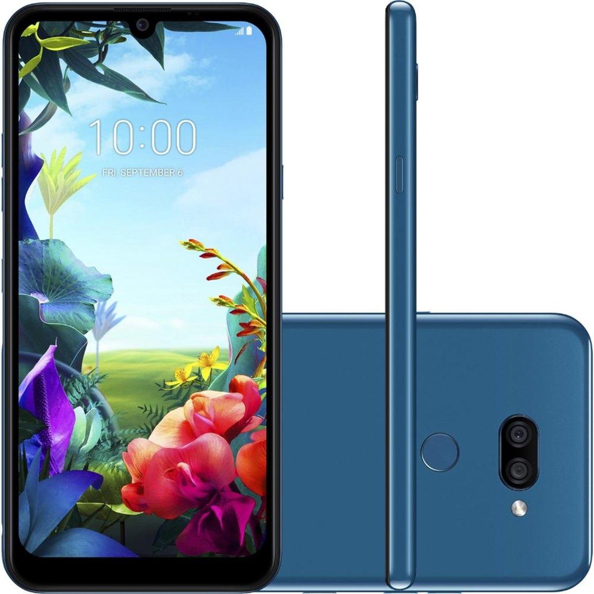 Smartphone LG K40S Azul 32GB