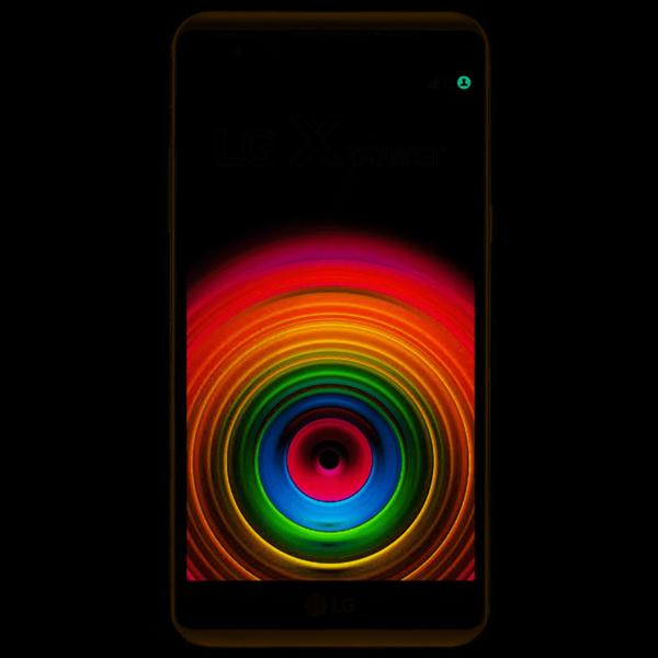 Smartphone LG Xpower Dual Dourado 16GB